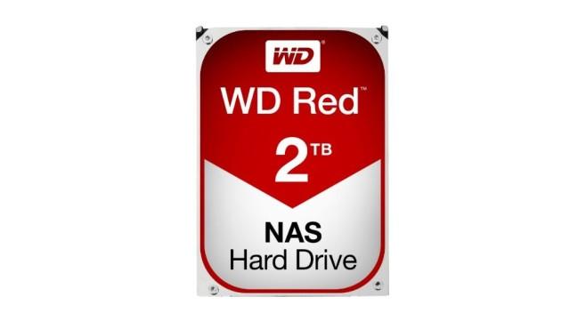 Western Digital Red SATA III 2TB (WD20EFRX) ©Media Markt