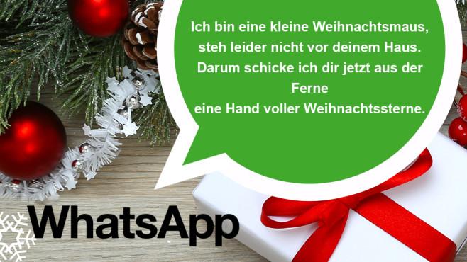 Die schönsten Adventssprüche für WhatsApp ©WhatsApp, MK-Photo – Fotolia.com