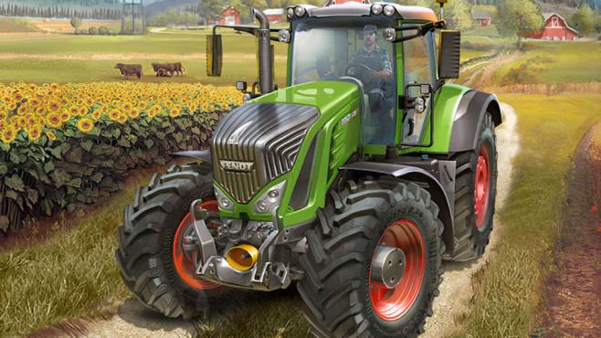 Landwirtschafts-Simulator 17: Mods ©Astragon