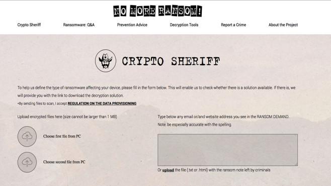 Crypto Sherrif ©COMPUTER BILD