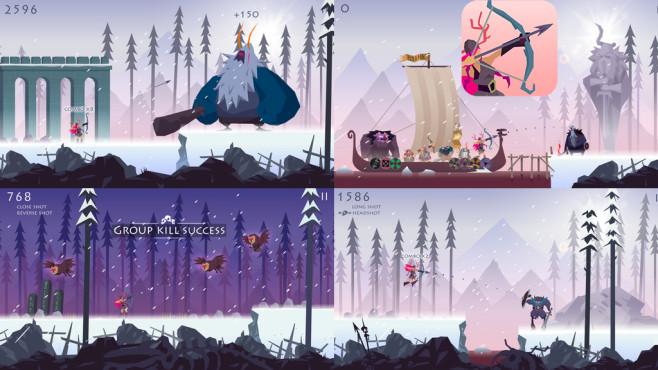 Vikings – An Archer's Journey ©Pinpin Team