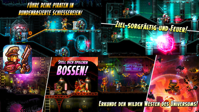 SteamWorld Heist © Image & Form International AB