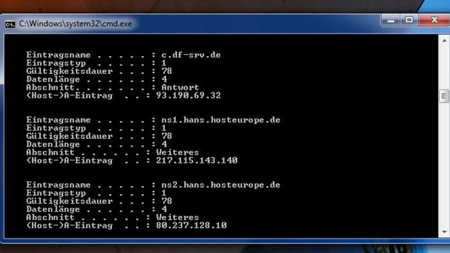 DNS-Cache leeren ©COMPUTER BILD