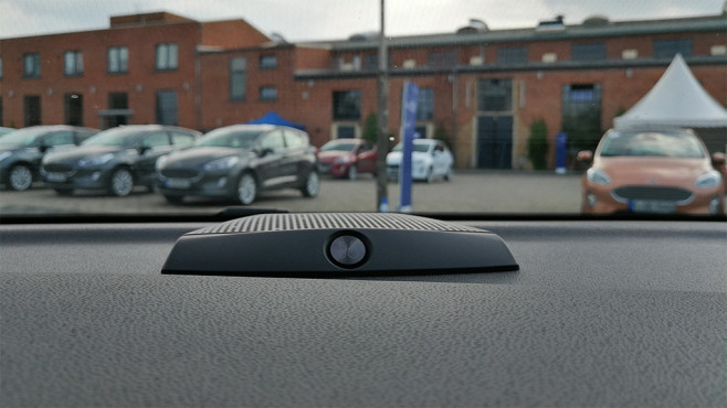 Ford Fiesta mit Sync 3: Hier kommt Oberklasse-Flair auf!