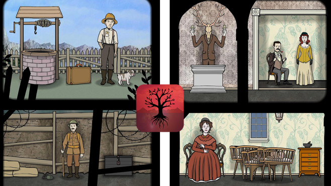 Rusty Lake Roots © LoyaltyGame B.V.