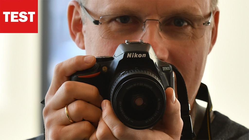 Nikon D5600 ©COMPUTER BILD