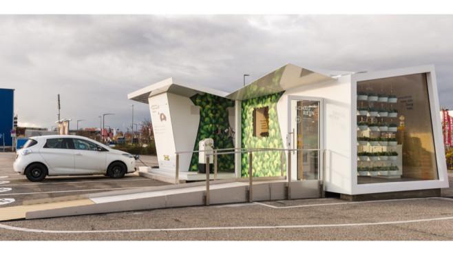 IKEA Chare Lounge ©IKEA Deutschland GmbH & Co. KG