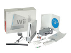 Nintendo Wii richtig einstellen: Der Lieferumfang der neuen Nintendokonsole Wii