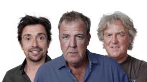 Clarkson, May und Hammond ©Drivetribe