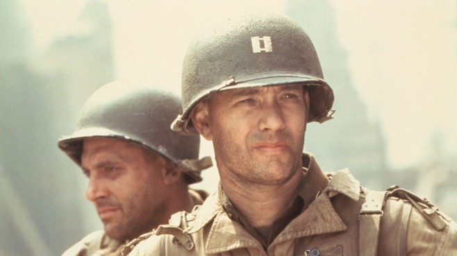 Tom Hanks und Tom Sizemore © United International Pictures
