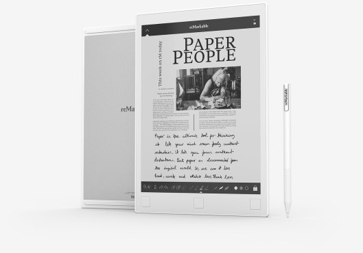 Neues Tablet mit E-Ink-Display © reMarkable