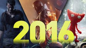Beste Spiele 2016 ©Sony, EA, Microsoft