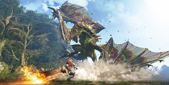 Monster Hunter – Generations © Nintendo