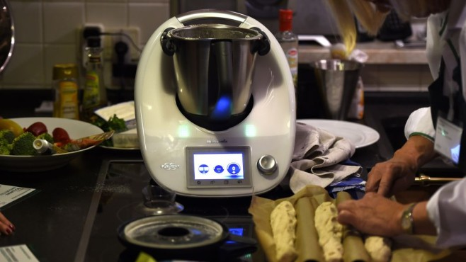 Thermomix in Betrieb © Tobias Schwarz/gettyimages