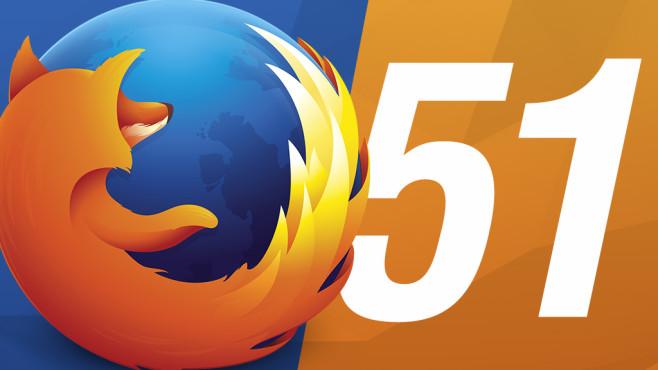 Firefox 51 ©Mozilla,
