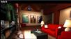Mit Netflix VR lassen sich Filme und Serien in einem digitalen Wohnzimmer anschauen ©Netflix VR