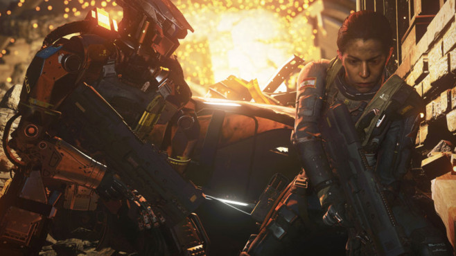 Call of Duty – Infinite Warfare: Verkaufszahlen ©Activision