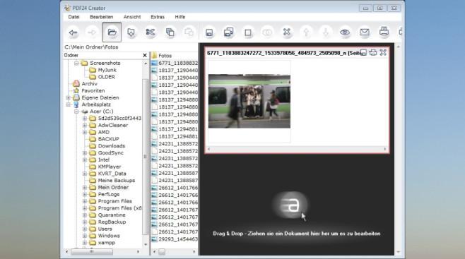 PDF24 Creator ©COMPUTER BILD