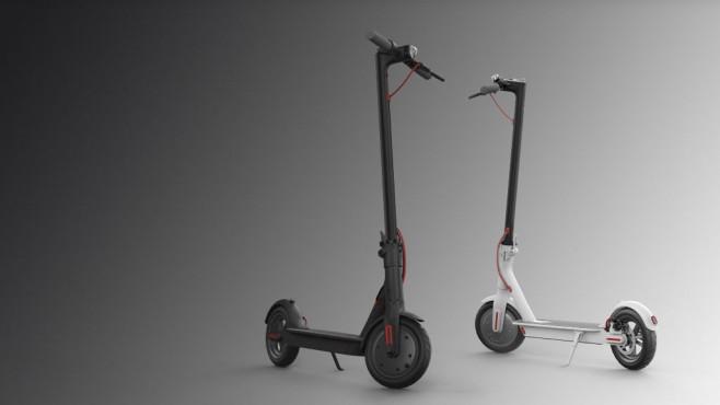 Der Xiaomi Mi Electric Scooter startet bald in den Verkauf ©xiaomi-mi.com