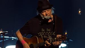 Neil Young startet eigenen Streaming-Dienst ©Julie Gardner / WB Records