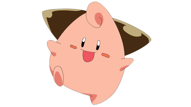 Cleffa ©The Pokémon Company