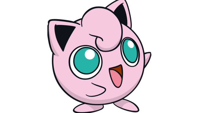 Igglypuff © The Pokémon Company