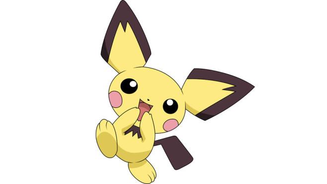 Pichu ©The Pokémon Company
