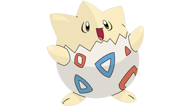 Togepi © The Pokémon Company