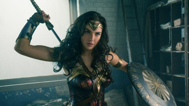 Gal Gadot als Wonder Woman © Warner Bros