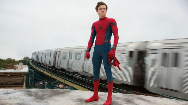 Tom Holland als Spider-Man © Sony Pictures