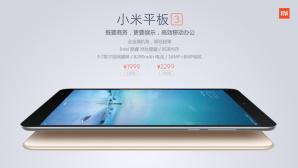 Das Xiaomi Mi Pad 3 ©Kejixun