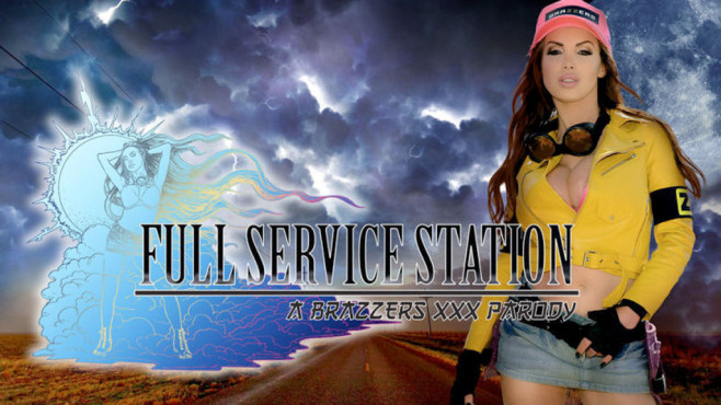 Full Service Station © Brazzers.com