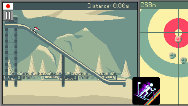 Retro Winter Games 1986 © Headup Games GmbH & Co KG