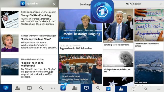 Tagesschau 2.0 ©ARD-aktuell