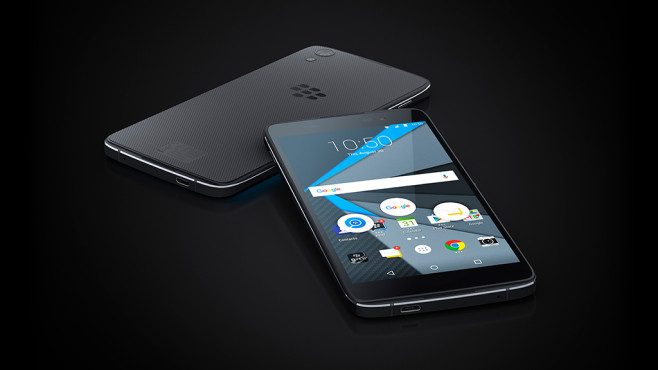 Blackberry gibt Smartphone-Produktion ab ©Blackberry