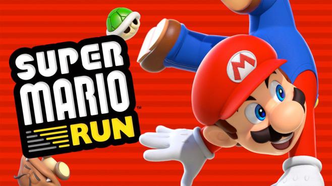 Super Mario Run: Android ©Nintendo