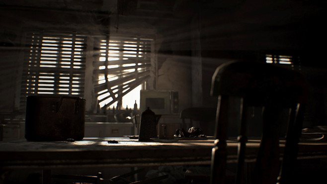 Resident Evil 7: Fenster ©Capcom