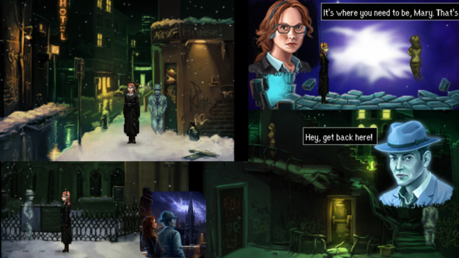Blackwell 5 – Epiphany © Wadjet Eye Games LLC