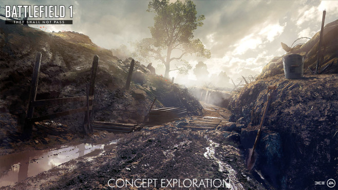 Battlefield 1 – The Shall Not Pass: Bilder zum DLC © EA