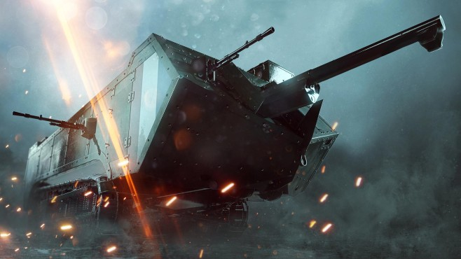 Battlefield 1 – They Shall Not Pass: Bilder zum DLC © Electronic Arts
