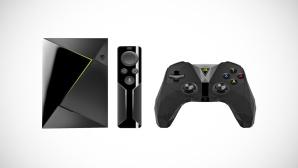 Nvidia Shield Android TV: Box und Controller ©Nvidia / androidheadlines.com