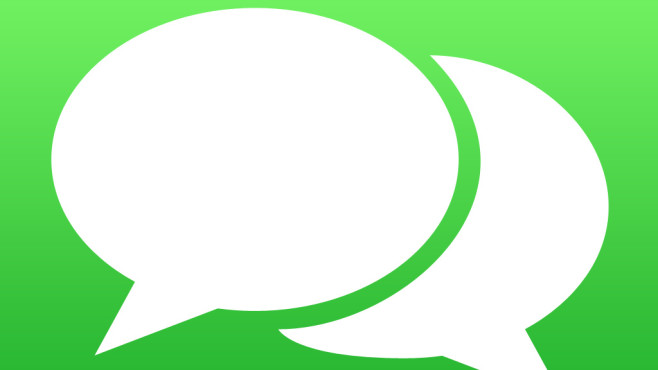 iMessage © Apple