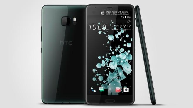 HTC U Ultra ©HTC