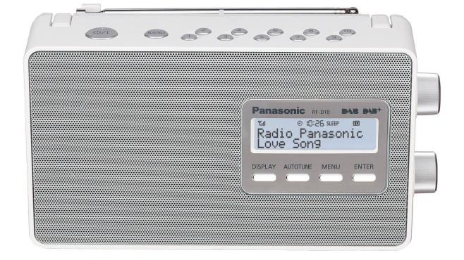 Panasonic RF-D10 ©Panasonic