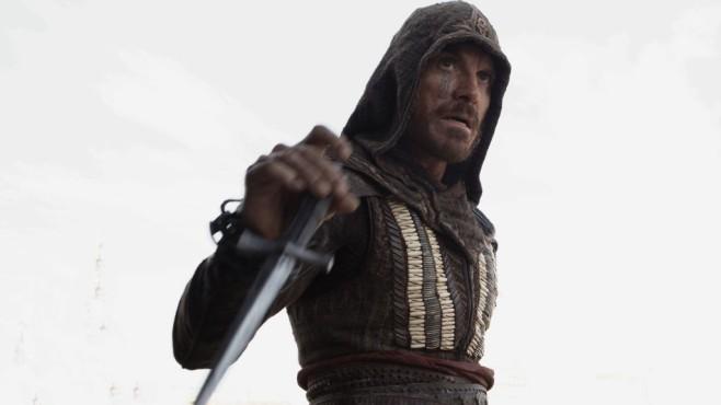Michael Fassbender als Assassine ©20th Century Fox