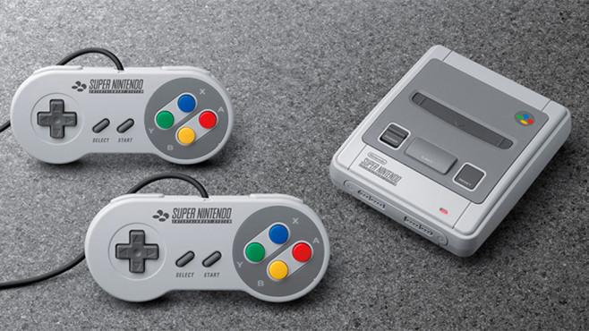 Super Nintendo Classic Mini ©Nintendo