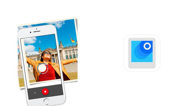 Google Fotoscanner ©Google