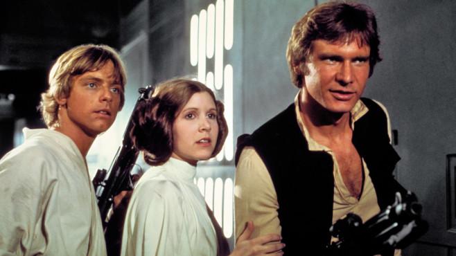 Star Wars ©Lucasfilm/Walt Disney
