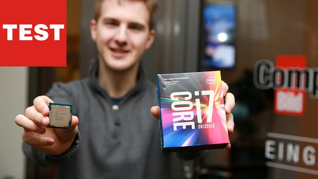 Intel Core i7-7700K ©COMPUTER BILD