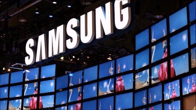 Samsung auf der CES 2017 ©Samsung